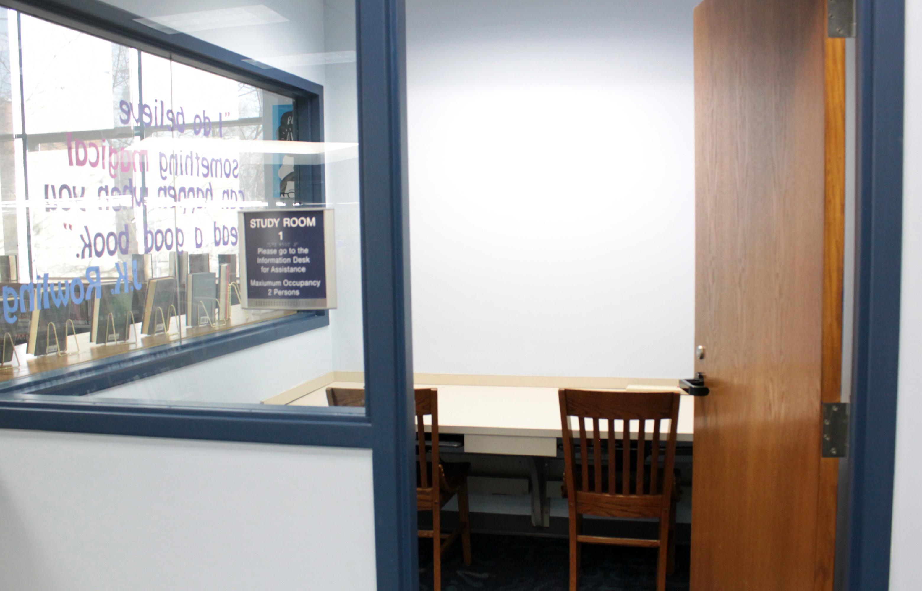 Study Room 1
