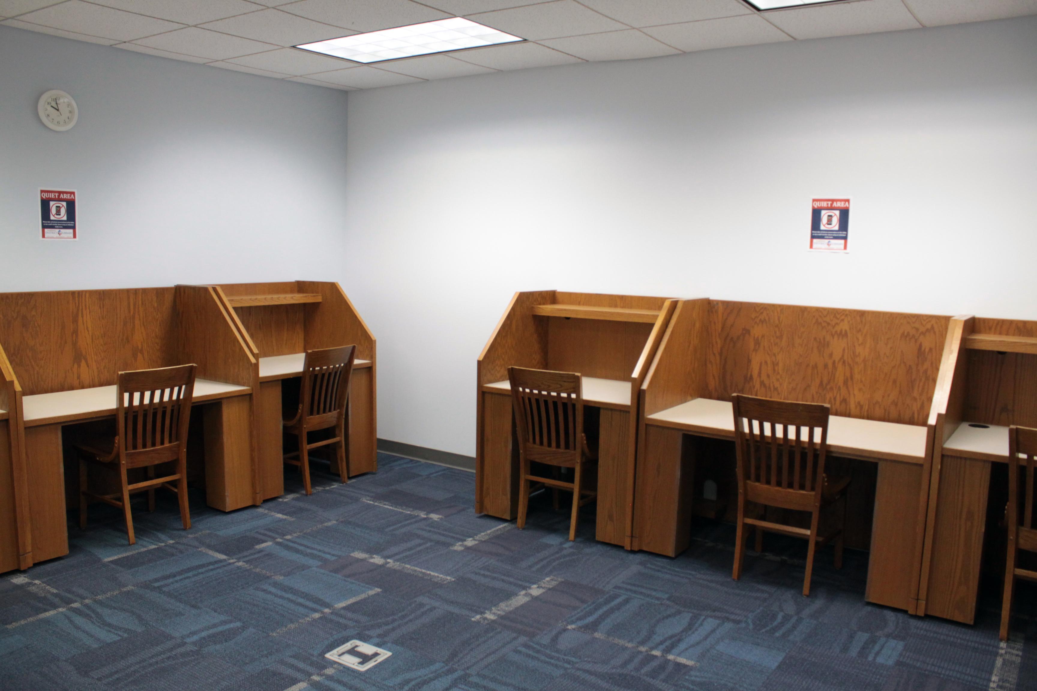 Quiet Study Room